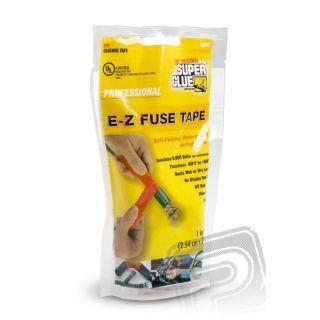 E-Z Fuse Tape, červená silikonová páska 25x305cm