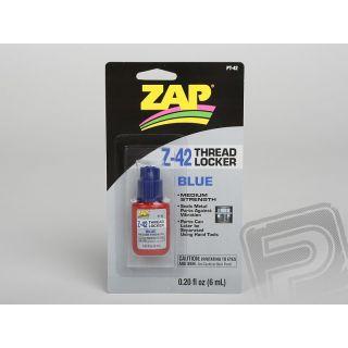 Z-42 Threadlocker modrý 6ml (0,2fl oz) rozebíratelný zajišťovač šroub. spojů