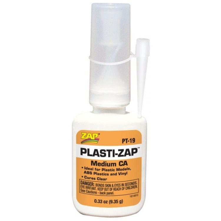 Plasti-ZAP CA+ (0,33oz 9,35g)
