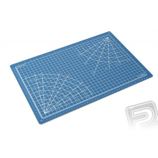 Řezací podložka 30,5x45,7cm (modrá)