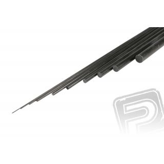 Uhlíková tyčka 6mm 1m