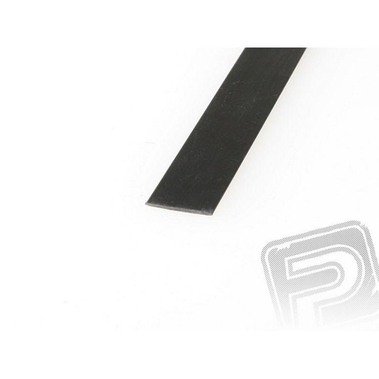 Uhlíková pásnice 0.3x30mm 1m