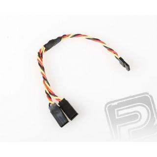 JR240 V-kábel krútený JR (15cm)