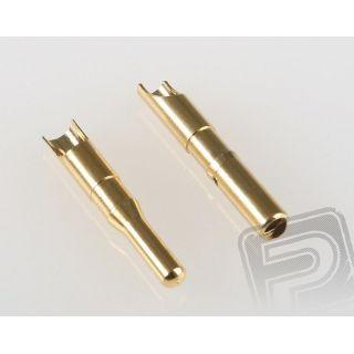 7943 2.5mm konektor 2.5mm obrátený 1 pár