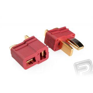 79491/50 DEAN T konektor drážkovaný 50 párov