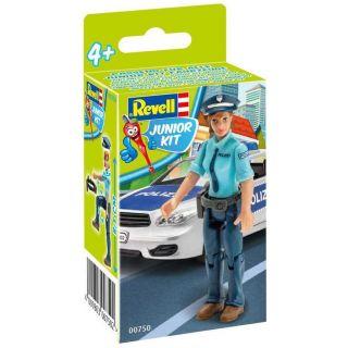 Junior Kit figurka 00750 - Police Woman (1:20)