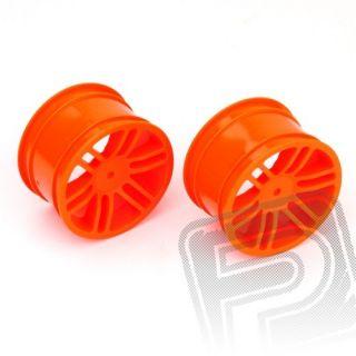 Disky zadní, 43mm, oranžové, TA-B