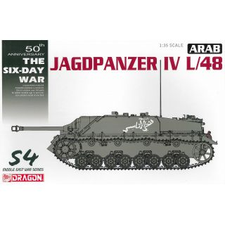 Model Kit tank 3594 - Arab Jagdpanzer IV L/48 - The Six Day War (1:35)