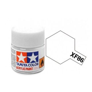 81786 XF-86 Flat Clear Tamiya Color Acrylic Paint 10ml