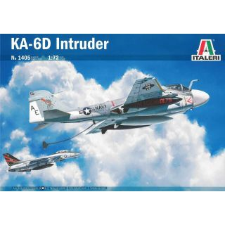 Model Kit letadlo 1405 - KA-6D INTRUDER (1:72)