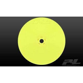 """Velocity 2.2"""" 4WD přední žluté disky, 2ks."""