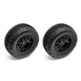 KMC HEX disky/gumy, černé