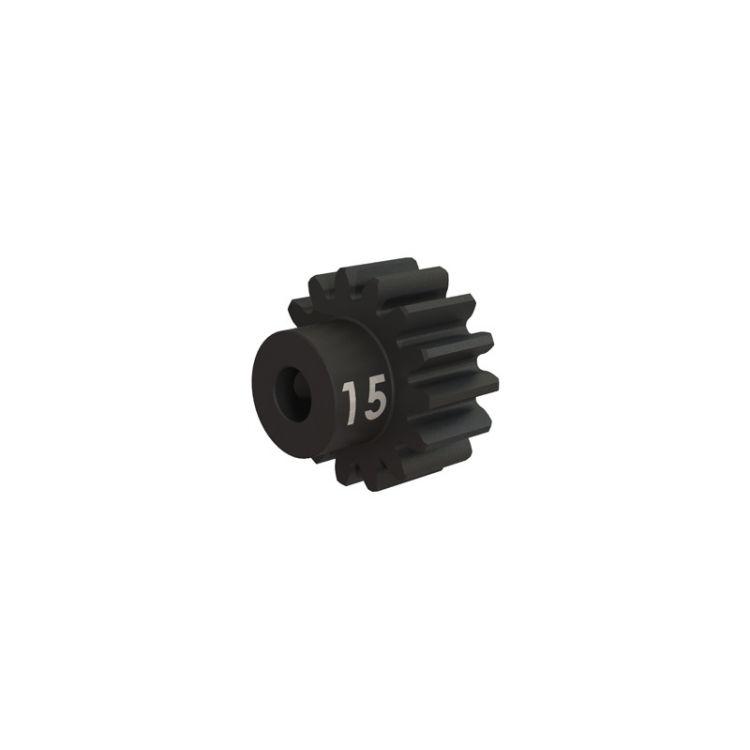 Traxxas pastorek 15T 32DP 3.17mm kalená ocel