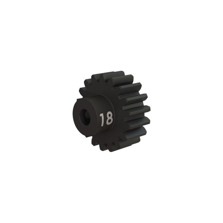 Traxxas pastorek 18T 32DP 3.17mm kalená ocel