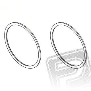 O kroužky (2ks.),dxD