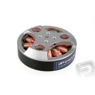 Střídavý motor pro závěs kamery 4008-150/24, kabely 300mm