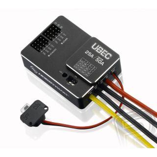 UBEC-25A-HV stabilizátor napájení 5,0/6,0/7,4/8,4 V 25A