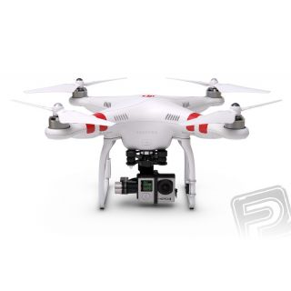 DJI - F309 Phantom 2 RC set kvadrokoptéry 2.4GHz s H4-3D