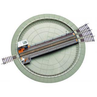 Točňa s pohonom a riadiacou jednotkou
