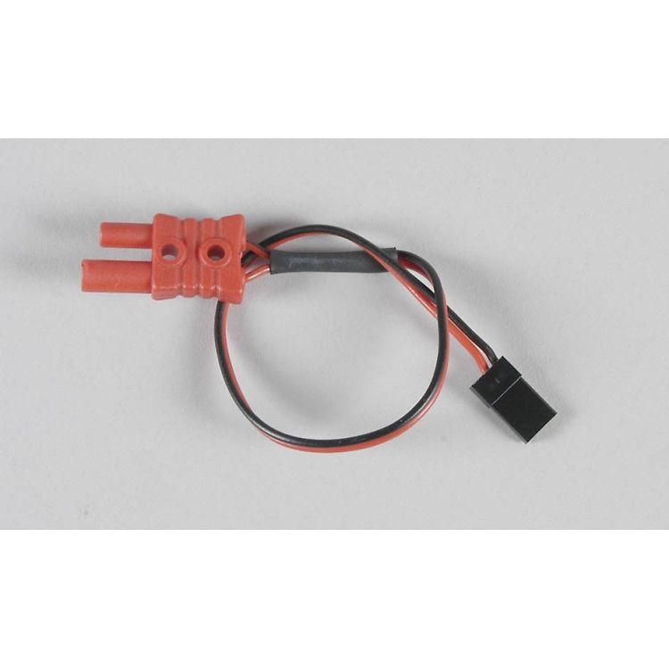 Přij. adapter FG konektor G2/JR Graupner,1ks.