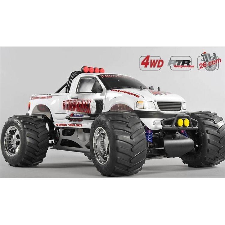 FG Stadium Truck WB 535, 4WD, RTR