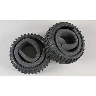 Baja gumy M úzké, s vložkou 2ks. (nenalepené)