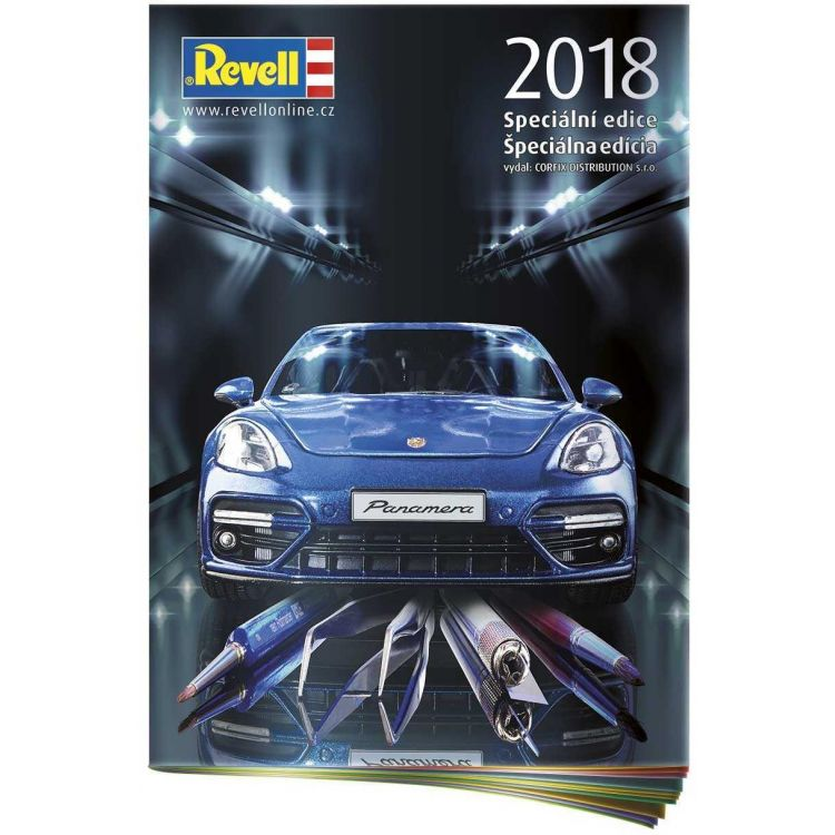 REVELL katalog 2018