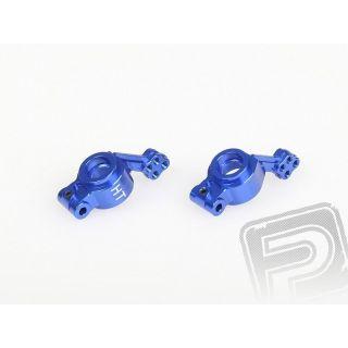 Záves zadného kolesa - ALU (modrý) 2ks 102012