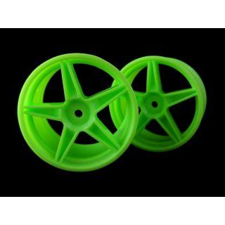Disky zelené – Buggy, zadní, 2 ks.