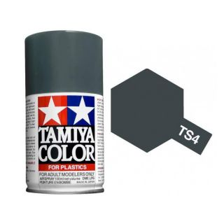 Tamiya Color TS 4 German-Grey Spray 100ml