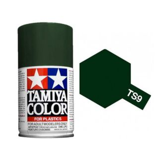 Tamiya Color TS 9 British Green Spray 100ml