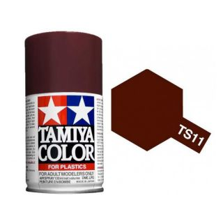 Tamiya Color TS 11 Maroon Spray 100ml