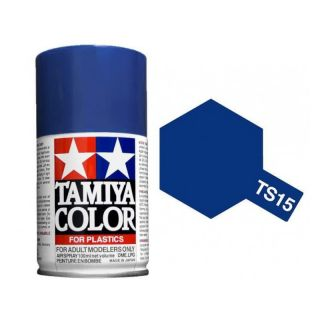 Tamiya Color TS 15 Blue Gloss Spray 100ml