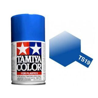 Tamiya Color TS 19 Metallic Blue Spray 100ml