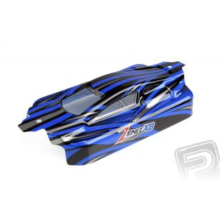 Karoserie lakovaná pro Zenit XB modrá