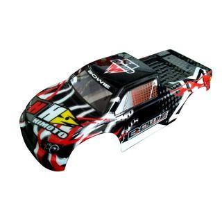 Karosérie lakovaná Himoto Monster Truck 1:10 (černá)