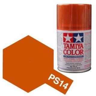 Tamiya Color PS-14 Copper Polycarbonate Spray 100ml