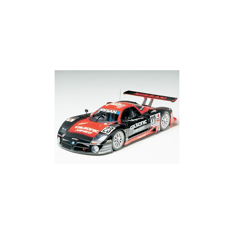 Tamiya Nissan R390 GT1 1/24