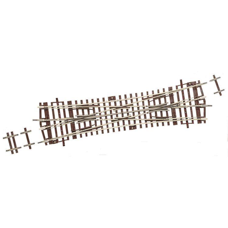 DKW 15 - Dvojitá krížová výhybka