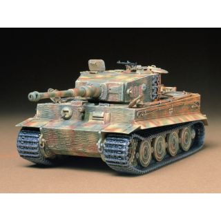 Tamiya Pz.Kpfw. VI Tiger I Late Version 1/35