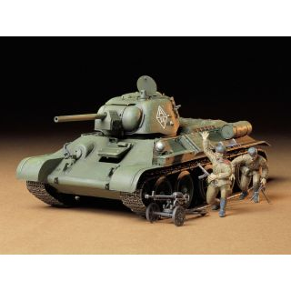 Tamiya T-34/76 ChTZ Version 1/35