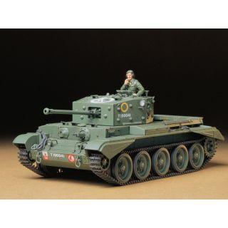 Tamiya British Cruiser Tank Mk.VIII, A27M Cromwell Mk.IV 1/24