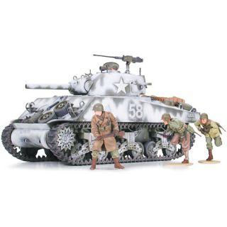Tamiya M4A3 Sherman 105mm Howitzer 1/35