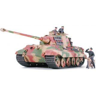 Tamiya Pz.Kpfw. VI King Tiger Ardennes Front 1/35