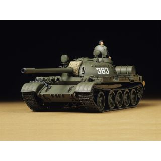 Tamiya Russian Medium Tank T-55A 1/35