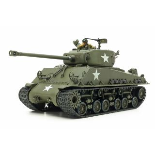 "Tamiya U.S. Medium Tank M4A3E8 Sherman ""Easy Eight"" - European Theater 1/35"