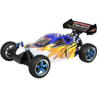 HiMOTO buggy Z-3 1:10 elektro RTR set Brushless DOPRODEJ