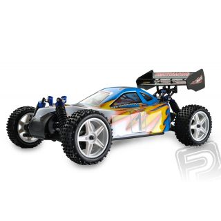 HiMOTO buggy Z-3 1:10 elektro RTR set 2,4GHz Brushless