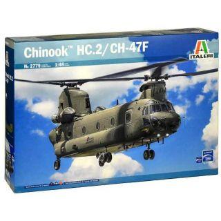 Model Kit vrtulník 2779 - CHINOOK HC.2 CH-47F (1:48)