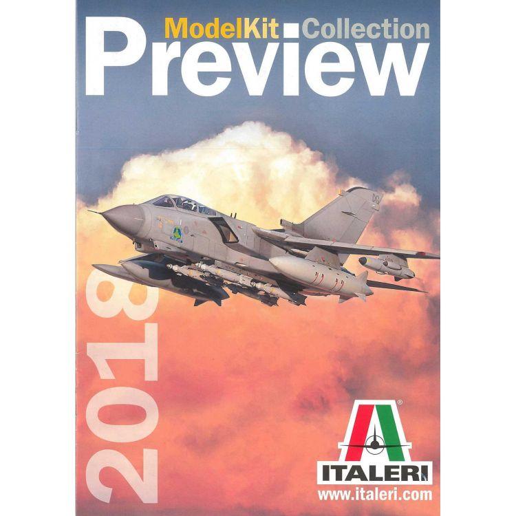 ITALERI PREVIEW 2018